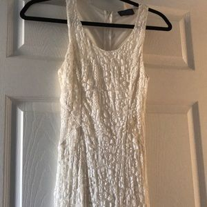 White Lace Summers Dress